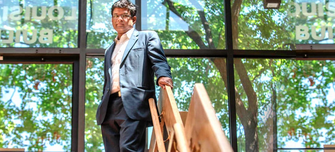 Great honor: Led by CEO Girish Panicker, Speridian Technologies jumps to No-1 spot among new Mexico's fastest-growing tech companies.