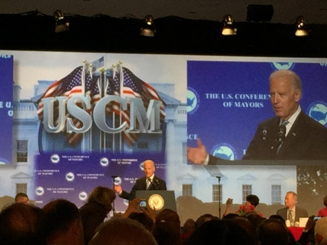 Speridian attends U.S. Conference of Mayors at the Nation's capital